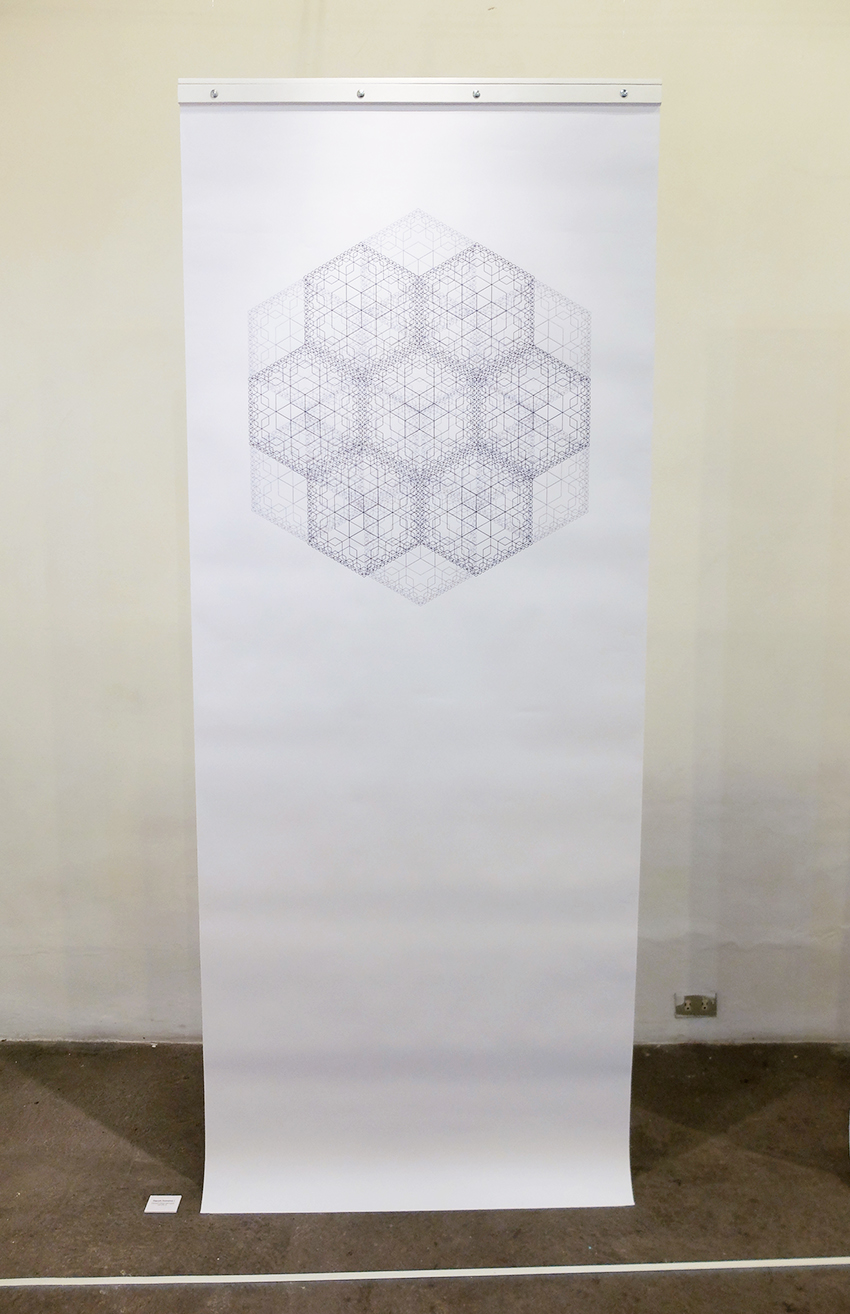 Pendant geometrie sacrée 1