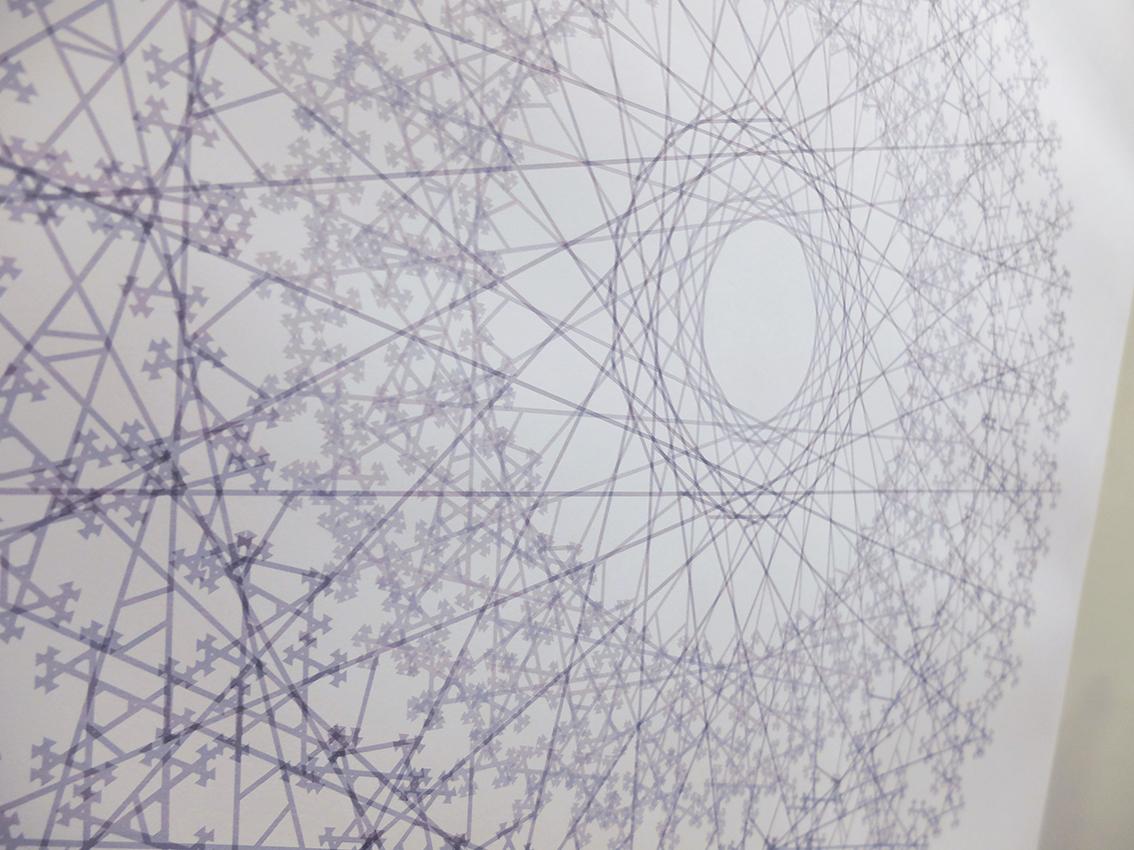 Pendant geometrie sacrée 4 detail